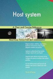 Host System a Clear and Concise Reference by Gerardus Blokdyk image