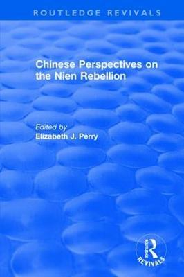 Revival: Chinese Perspectives on the Nien Rebellion (1981) by Elizabeth J. Perry image