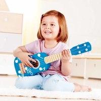 Hape: Children's Ukulele - Blue