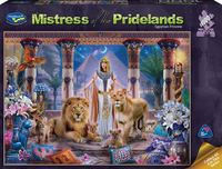 Holdson: 1000 Piece Puzzle - Mistress of the Pridelands (Egyptian Princess)