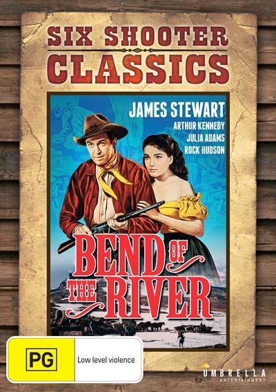 Bend of the River (Six Shooter Classics) on DVD