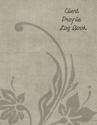 Client Profile Log Book by Matt Blank