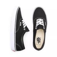 Vans: UA Authentic Unisex Sneakers - Black (US Mens 10.5)