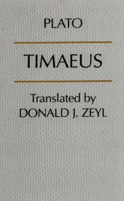 Timaeus by Plato image