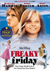Freaky Friday (1976) on DVD