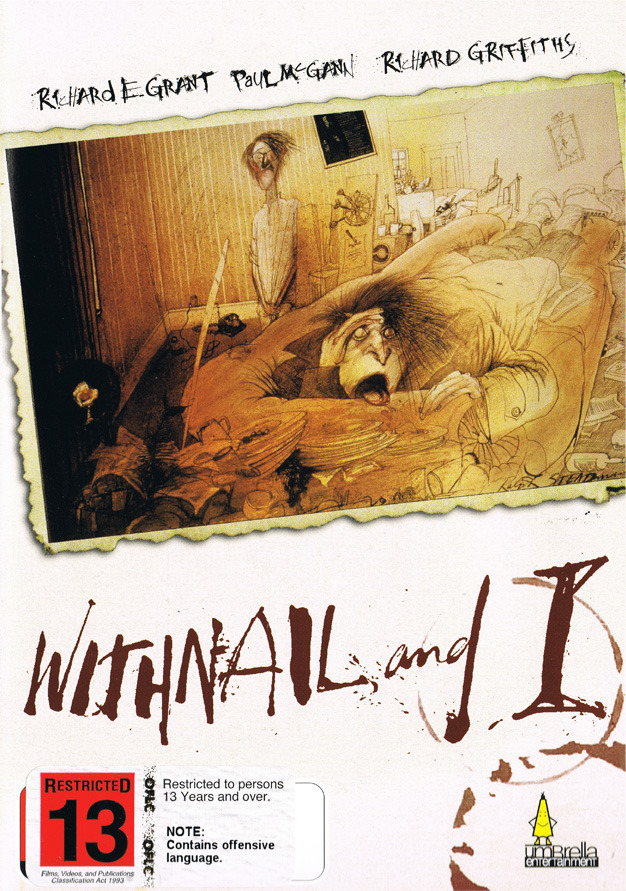 Withnail and I on DVD image