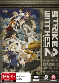 Strike Witches - Season 2 Collection on DVD