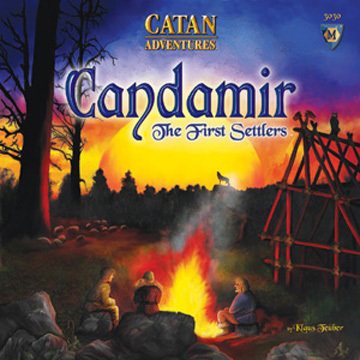 Candamir - Prequel to Settlers of Catan