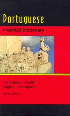 Portuguese Practical Dictionary: Portuguese-English, English-Portuguese by Antonio Houaiss image