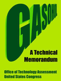Gasohol by Office of Technology Assessment image