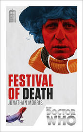 Doctor Who: Festival of Death by Jonathan Morris image