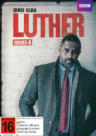Luther - Series 4 on DVD