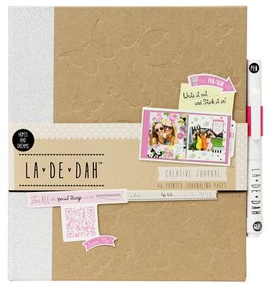 La De Dah: Hopes & Dreams - Journal and Glue Pen image
