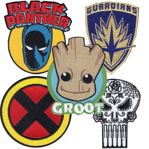 Marvel Patch Series 2 (Assorted)