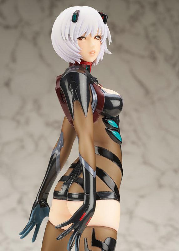 Rebuild Of Evangelion: Rei Ayanami (Tentative Name) - PVC Figure