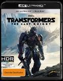 Transformers: The Last Knight on Blu-ray, UHD Blu-ray