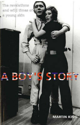 A Boys Story, A by Martin King image