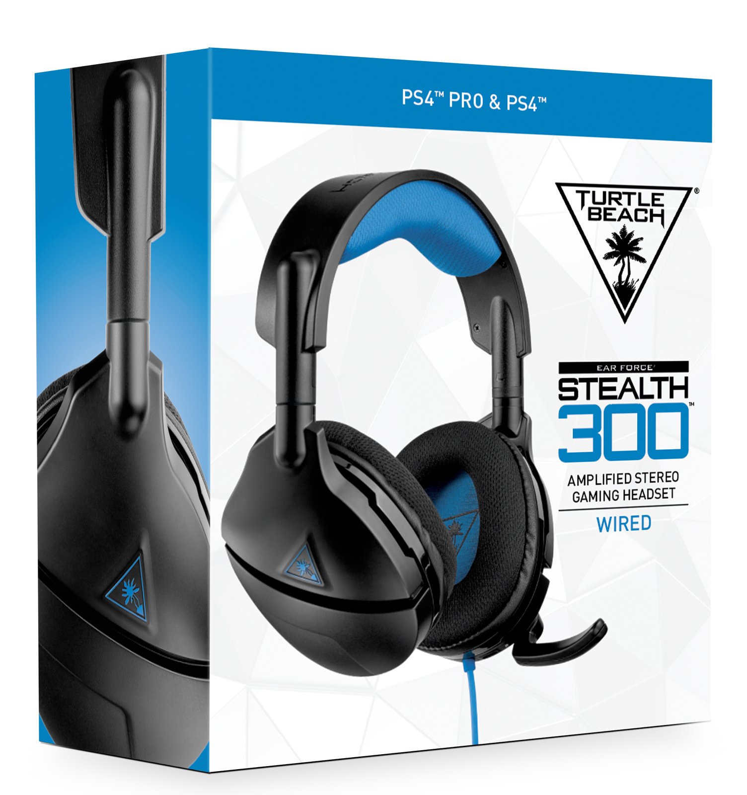 Turtle Beach Stealth 300P Amplified Gaming Headset for PS4 image