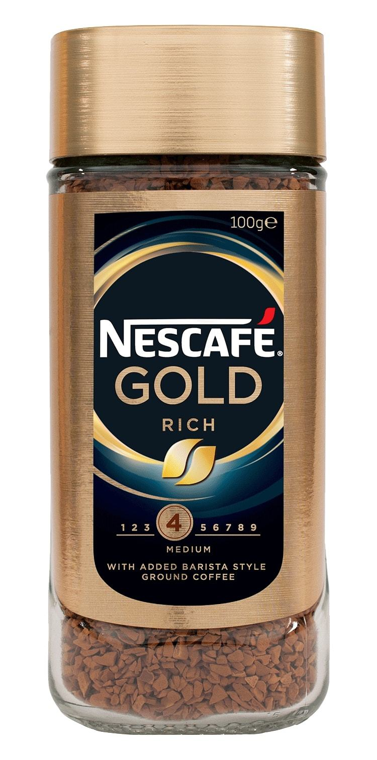 Nescafe Gold - Rich (100g) image