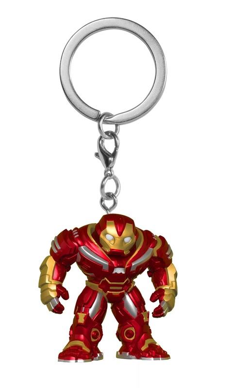 Avengers: Infinity War - Hulkbuster Pocket Pop! Keychain