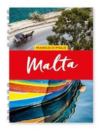 Malta Marco Polo Travel Guide - with pull out map by Marco Polo