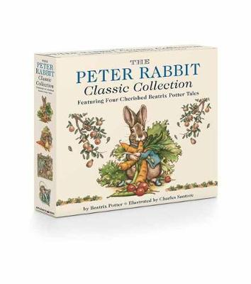 Peter Rabbit Classic Tales Mini Gift Set by Charles Santore