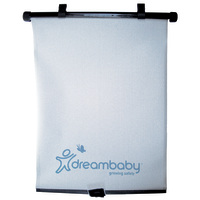 Dreambaby Adjustable Car Window Shade Roll-Up image