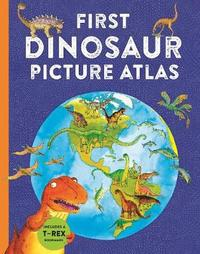First Dinosaur Picture Atlas by David Burnie