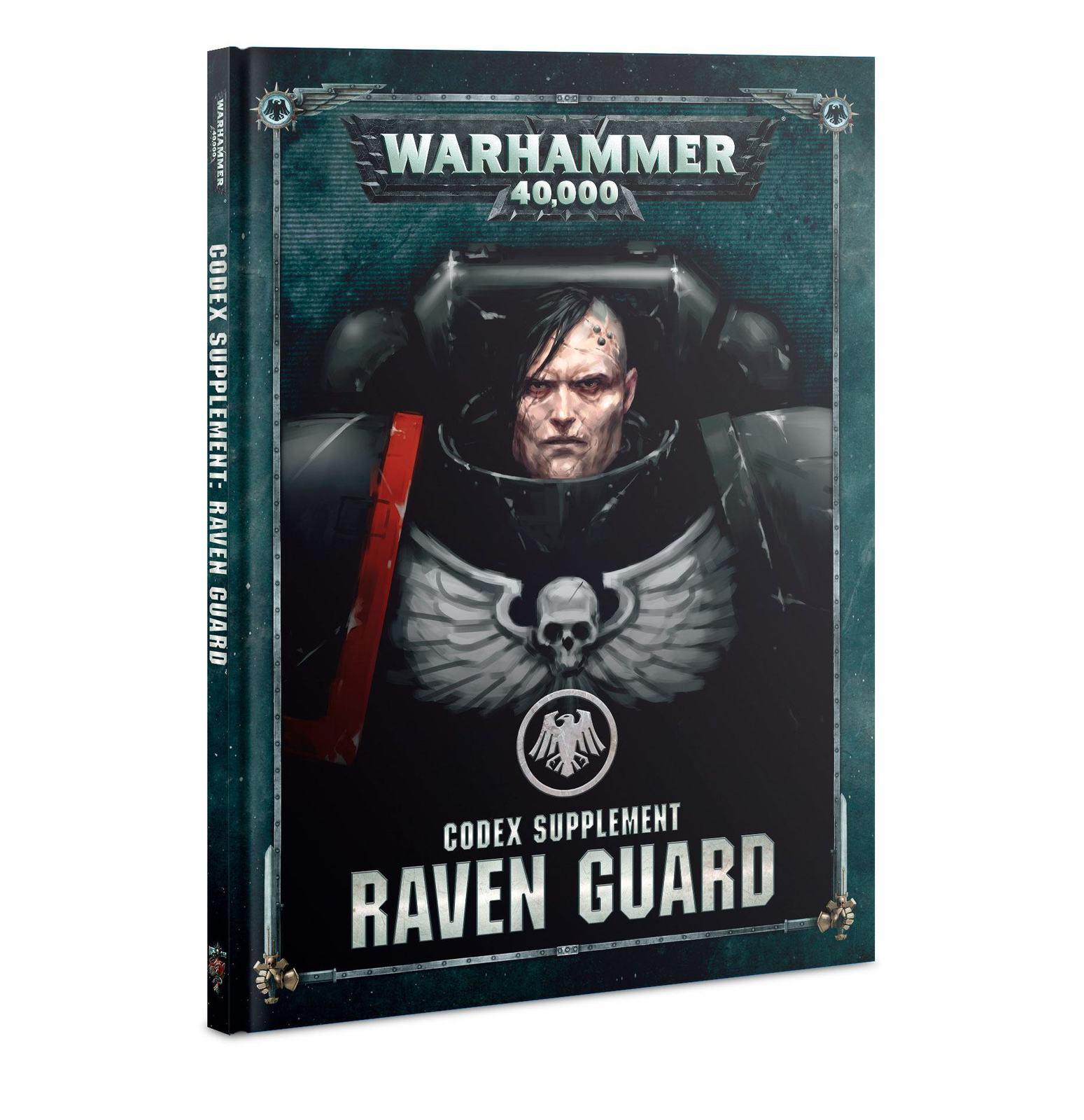 Warhammer 40,000: Raven Guard - Codex Supplement image