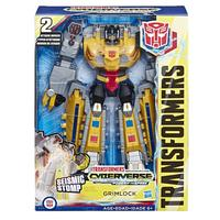 Transformers: Cyberverse Action Attackers - Ultimate Class Grimlock