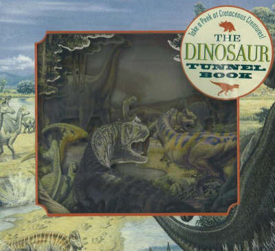 Dinosaur Tunnel Book by Joan Sommers image