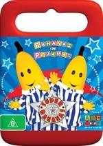 Bananas in Pyjamas - Super Bananas on DVD