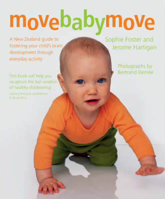 Move Baby Move by Sophie Foster image