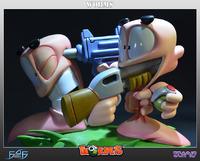 "Worms 2 Armageddon 10"" Diorama image"
