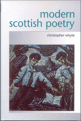 Modern Scottish Poetry by Christopher Whyte image