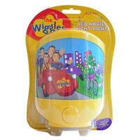 The Wiggles LED Battery Operated Magic Night Light