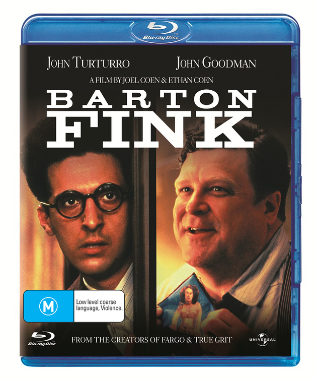 Barton Fink on Blu-ray
