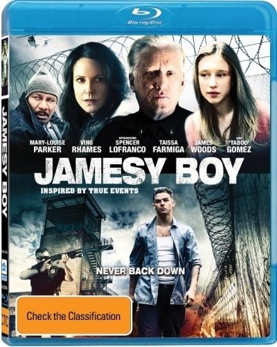Jamesy Boy on Blu-ray