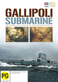 Gallipoli Submarine DVD