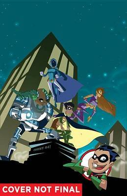 Teen Titans Go!: Bring it On by J Torres
