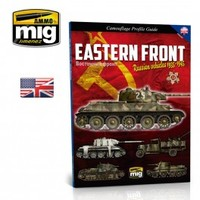 Eastern Front Russian Vehicles 1935-1945 Camouflage Guide