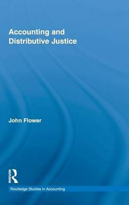 Accounting and Distributive Justice by John Flower image