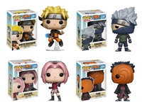 Naruto: Shippuden - Pop! Vinyl Bundle