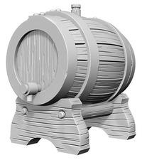 D&D Nolzur's Marvelous: Unpainted Minis - Keg Barrels