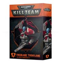 Warhammer 40,000: Kill Team Commander: Fireblade Twinflame