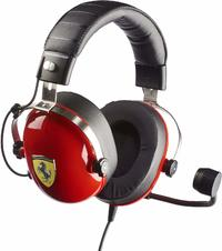 Thrustmaster T Racing Scuderia Ferrari Edition Gaming Headset (Wired) for
