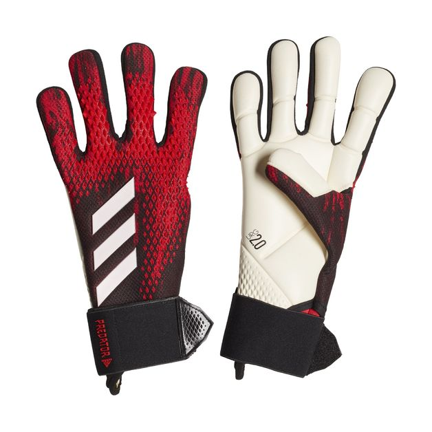 Adidas: Predator 20 Competition Gloves - (Size 8)