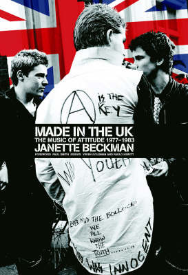 Made In The UK by Janette Beckman image