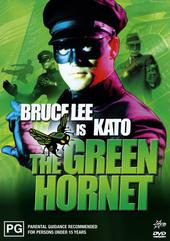 Green Hornet, The (Bruce Lee) on DVD