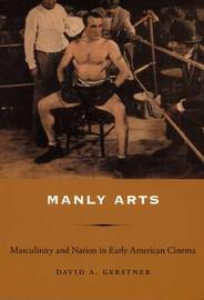 Manly Arts by David A. Gerstner image